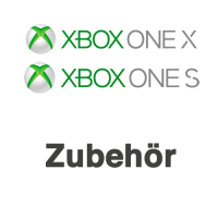 XBSX Zubehör