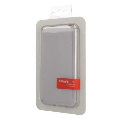 Huawei 51991885 Protective Cover TPU für Huawei P10 transparent