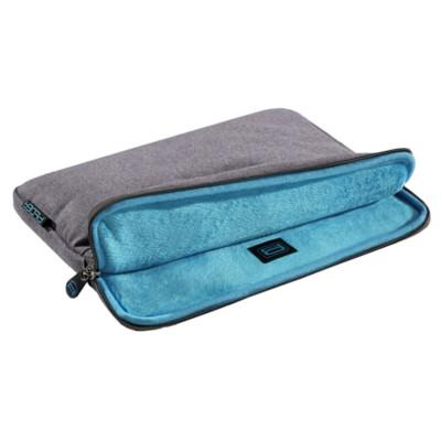 """PEDEA Tablet-Tasche """"Fashion"""" 25,7cm (10.1""""), Grau"""