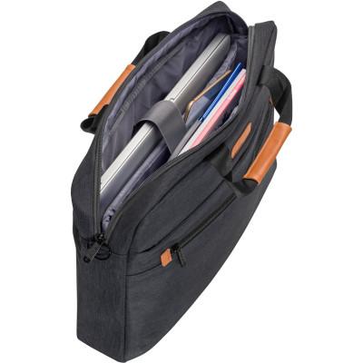 "PEDEA Notebooktasche ""ELEGANCE"" Pro 17,3"" (43,9cm), grau"
