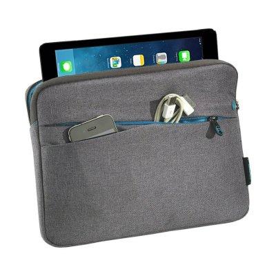 "PEDEA Tablettasche 12,9"" (32,8cm) Fashion f. iPad/Tab Pro Grau"