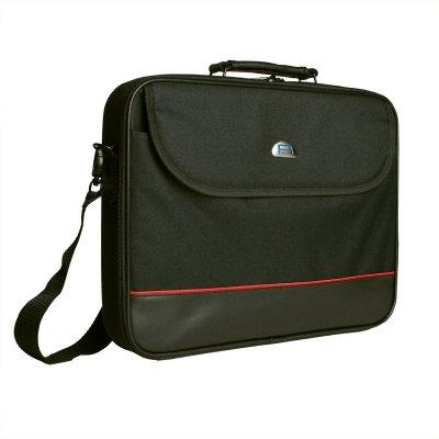 """PEDEA Notebooktasche TRENDLINE 39,6cm (15,6""""), Schwarz"""