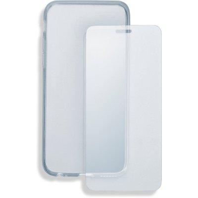 4smarts 360° Protection Set für iPhone XR (2018), Transparent