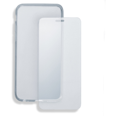 4smarts 360° Protection Set für Apple iPhone 7/8 Plus, clear