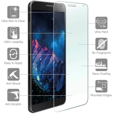 4smarts Second Glass 2.5D für Apple iPhone 7/8 Plus