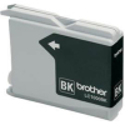 Brother Tintenpatrone LC-1000BK Schwarz (ca. 500 Seiten)