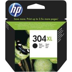 HP Tintenpatrone Nr. 304XL schwarz (ca. 300 Seiten)