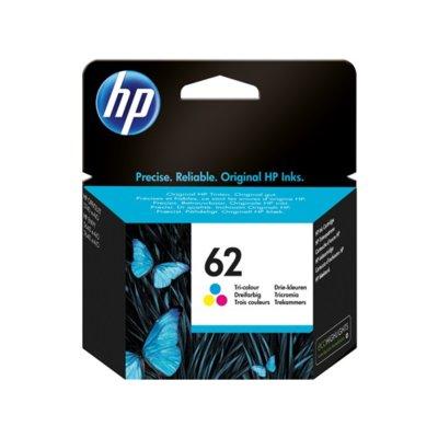 HP Tintenpatrone Nr. 62 C2P06AE (C/M/Y) (ca. 165 Seiten)