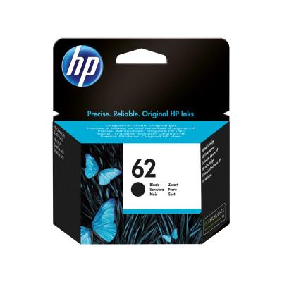 HP Tintenpatrone Nr. 62 C2P04AE  Schwarz (ca. 200 Seiten)