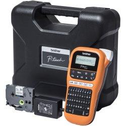Brother P-touch PT-E110VP Handheld Beschrifter mit Koffer