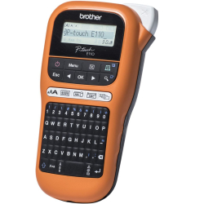 Brother P-touch PT-E110 Handheld Beschriftungsgerät
