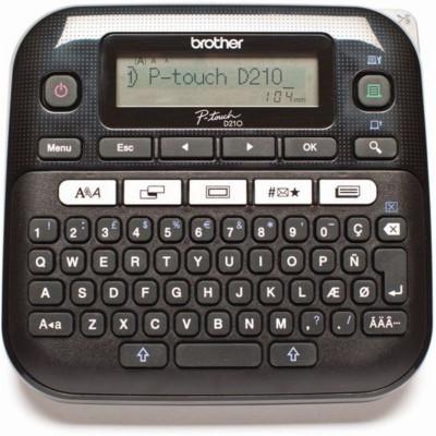 Brother P-touch D210 Desktop Beschriftungsgerät