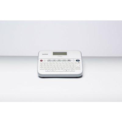 Brother P-touch D400 Desktop Beschriftungsgerät