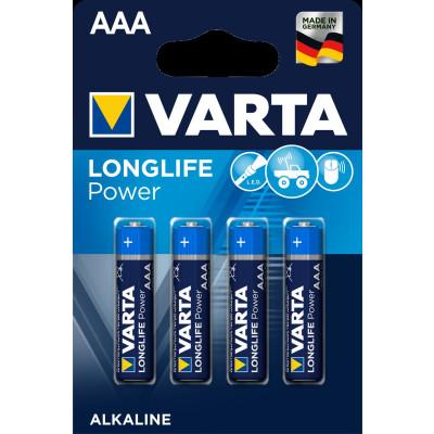 VARTA LONGLIFE Power AAA Blister 4 (DE)
