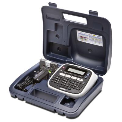 Brother P-touch D200BWVP Desktop Beschrifter mit Koffer