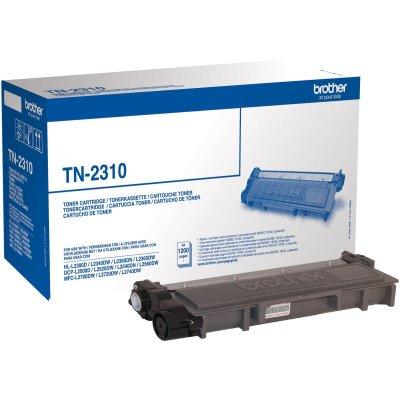 Brother Toner TN-2310 Schwarz (ca. 1200 Seiten)