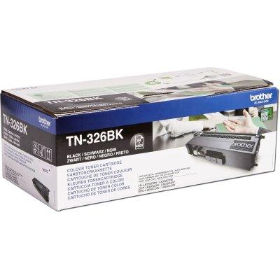 Brother Toner TN-326BK Schwarz (ca. 4000 Seiten)