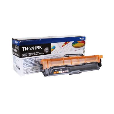 Brother Toner TN-241BK Schwarz (ca. 2500 Seiten)