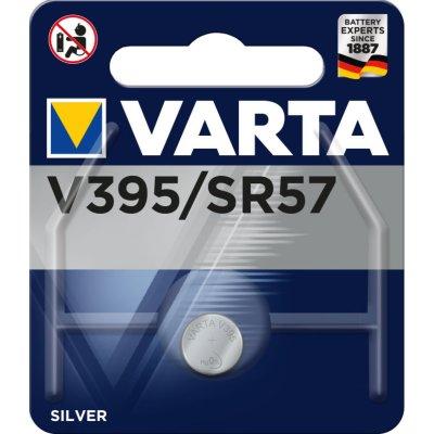 VARTA Knopfzellenbatterie Electronics V395 (SR57) Silber