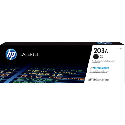 HP Toner 203A Schwarz (ca. 1.400 Seiten)