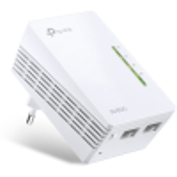 TP-Link TL-WPA4220 AV600 Powerline WLAN (2x LAN)