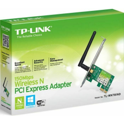 TP-Link TL-WN781ND 150Mbps WLAN N PCI Express Adapter