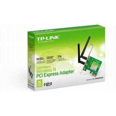 TP-Link TL-WN881ND 300Mbps WLAN N PCI-Express...