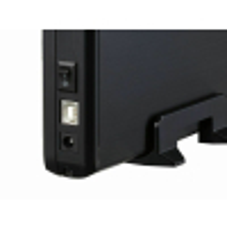 "Conceptronic 3,5"" Hard Disk Box, Metallgehäuse"