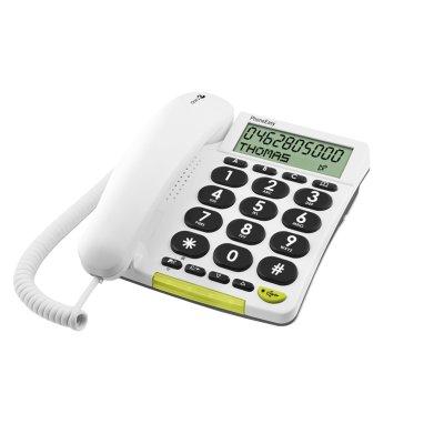 Doro PhoneEasy 312cs (weiß)