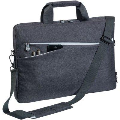 """PEDEA Notebooktasche """"Fashion"""" 33,8 cm (13,3""""), Schwarz"""
