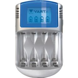 Akku-Ladegerät VARTA Power Play LCD Charger mit USB und 12V