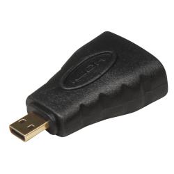 HDMI-Adapter, Micro-HDMI Stecker -> HDMI Buchse