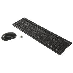 PC-Desktop-Set LogiLink, USB Maus und Tastatur mit Autolink-Funktion, schwarz