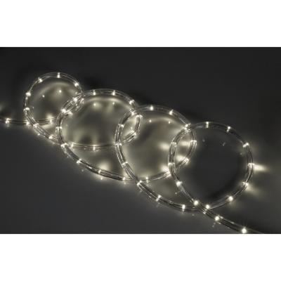 10m LED-Lichtschlauch Warmweiß   360 LEDs   IP44  ...