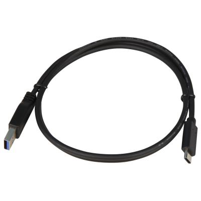Ladekabel 1m  USB 3.0-Stecker (Typ A) > USB-C Stecker