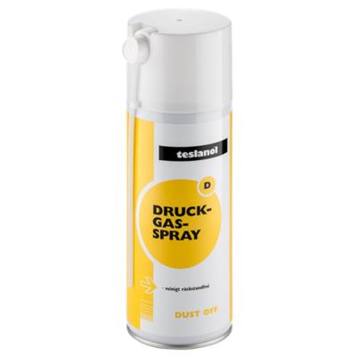 TESLANOL-Spray Druckluft Dust-OFF 400ml-Dose
