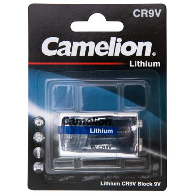 Block-Batterie Camelion Lithium, 9V, Typ ER9V, 1.200mAh,...