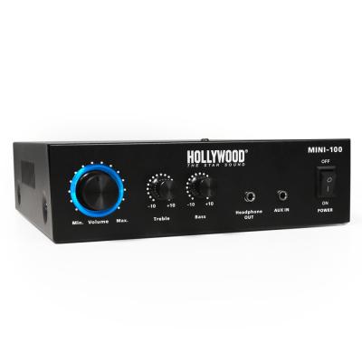 HiFi-Verstärker HOLLYWOOD Mini-100 100W, 1x Line In,...