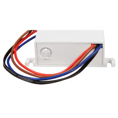Dämmerungs-Schalter McShine DS-12 230V/10A, IP44,...