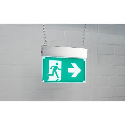 LED-Fluchtwegleuchte McShine FL-460, Deckenmontage, inkl....