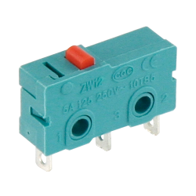 Microschalter McPower, 250V/5A, 3-polig, gefedert,...