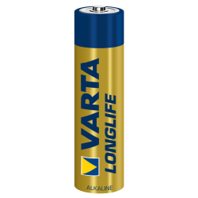 Micro-Batterie VARTA LONGLIFE Alkaline, 1,5V, Typ AAA,...