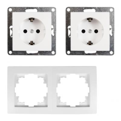McPower Schalter und Steckdosen Set Flair - Beginner 2S |...