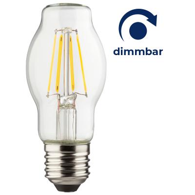 LED Filament Glühlampe, E27 / BTT, 6,5W, 810lm,...