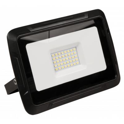 LED-Außenstrahler McShine Super-Slim 30W,...