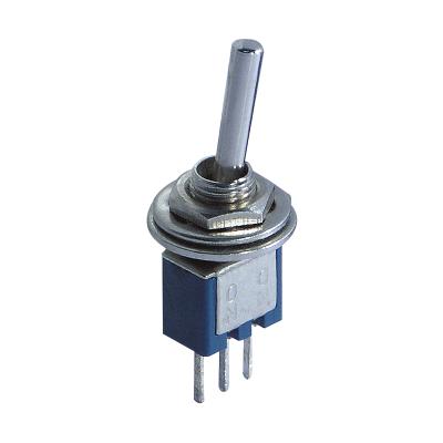 Micro-Kippschalter McPower, 250V/1A, 3-polig, 2...