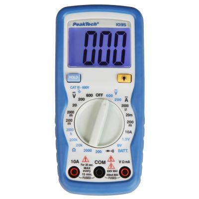 Digital-Multimeter PeakTech 1035