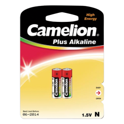 Lady-Batterie CAMELION Plus Alkaline, 1,5V, Typ LR1,...