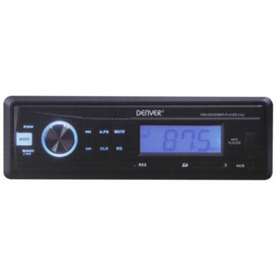 Autoradio CAU-444 ,USB, SD, AUX, 4x7W
