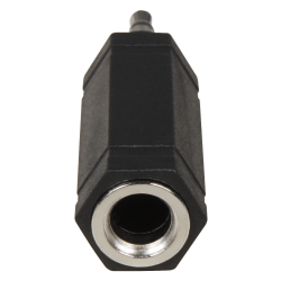 Audio Adapter 3,5mm Stecker auf 6,35mm Buchse, stereo